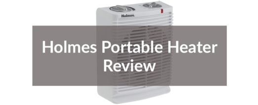 Holmes Portable Heater Review