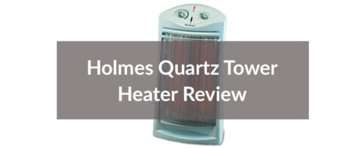 Holmes Quartz Tower Heater Review