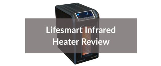 Lifesmart Infrared Heater Review