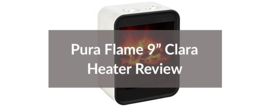"PuraFlame 9"" Clara Review"